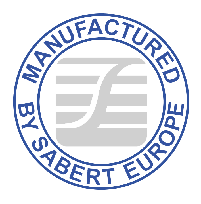 Logo Manufactured by sabert europe