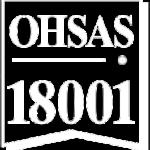 OHSAS certificate